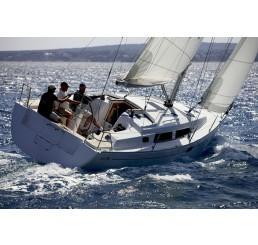 Hanse 350 Karibik