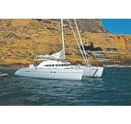 Beneteau Lagoon 570 Karibik