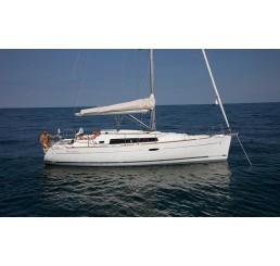 Beneteau Oceanis 34 Karibik