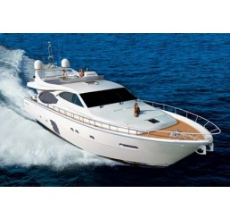 Ferretti 780 Karibik
