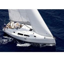 Hanse 370 Karibik