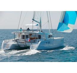 Lagoon 450 Karibik