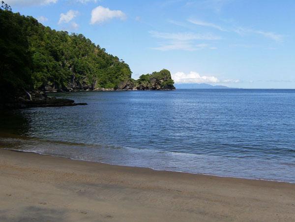 Trinidad Macqueripe Bay
