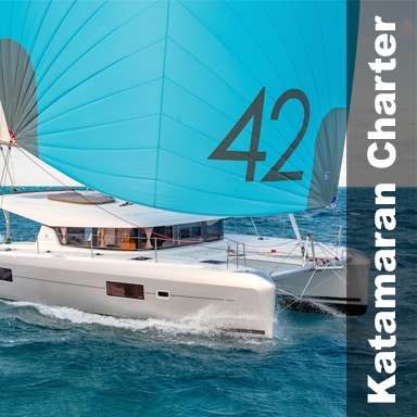 Katamaran Charter Karibik