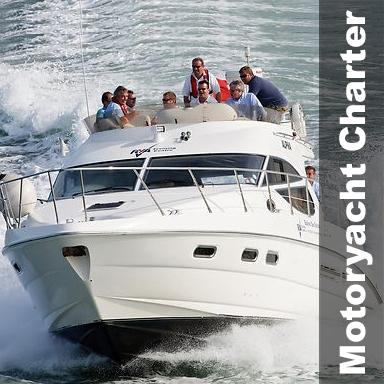 Motoryacht Charter Karibik