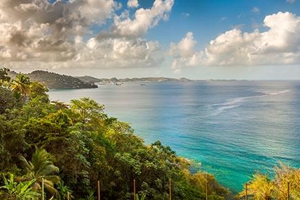 Küste von Grenada