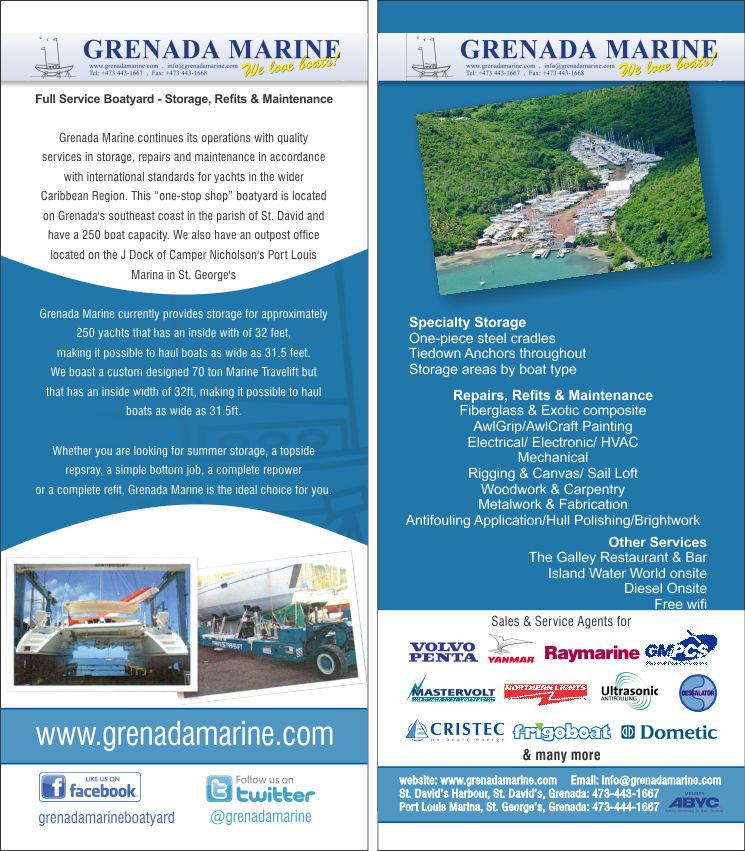 Marina Grenada Karibik