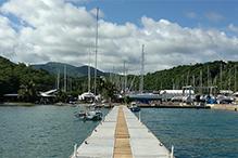 Grenada Yacht harbour