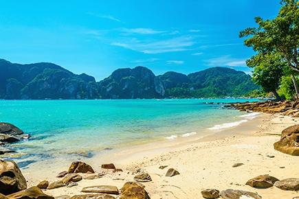 Strand von Grenada