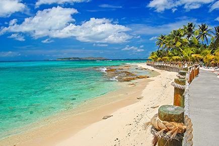 Strandpromenade Grenada