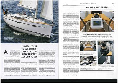 Bavaria Cruiser 37 Testbericht PDF