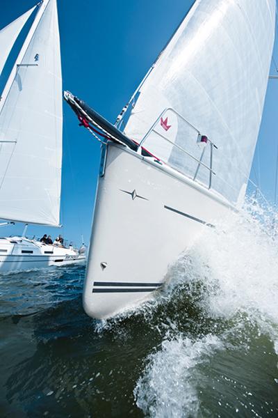 Mit der Bavaria Cruiser 41s segeln in der Karibik